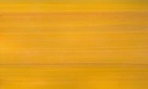 桧ツキ板 柾目 0.6mm厚 30*15cm 染色黄