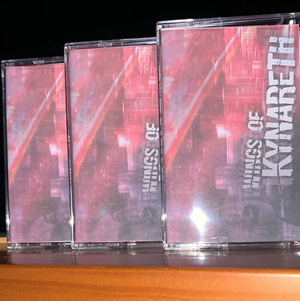 Wings Of Kynareth - Promo 2019 TAPE