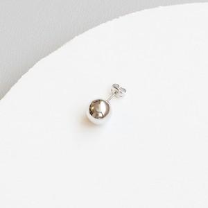 ■solid pierce -round / silver-■ ソリッドピアス ラウンド シルバー