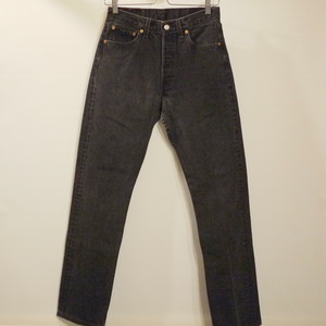 """Levi's 1990's 501 """"Black,For women,Made in USA"""" W29"""