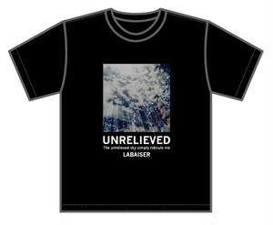ラヴェーゼ / Unrelieved ジャケットプリントTシャツ
