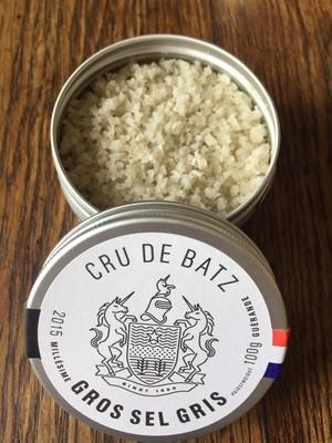 [清風庵®︎]【バッツの塩】100gグロス セル グリ 粗塩