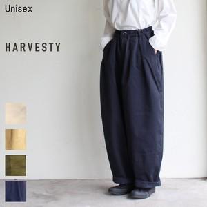 《再入荷》HARVESTY サーカスパンツ CIRCUS PANTS A11709 (NAVY)
