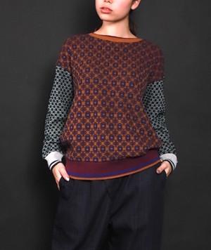 TT036  バヒアニットのクルーセーター