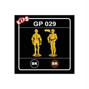 【子供用】C-3PO シースリーピーオー スター・ウォーズ パロディ・プリント Tシャツ