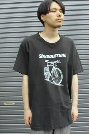 BRIDGESTONE Bike S/S Print T-Shirt
