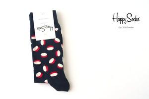 ハッピーソックス|happy socks|クルー丈カジュアルソックス|60-5107
