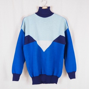 Design Turtle Neck Knit made in ITALY