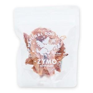 【ZYMO】 鶏ササミジャーキー40g