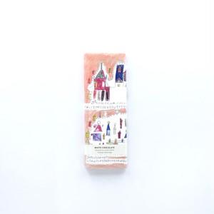 「森の家」パッケージ  ホワイトチョコレート 40g
