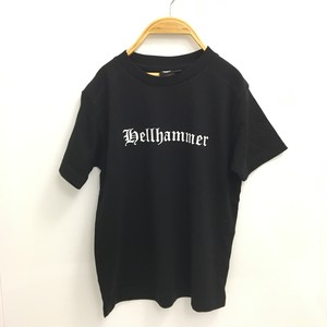 HELLHAMMER / ヘルハマー : LOGO T-SHIRTS