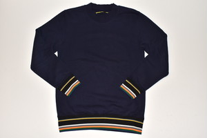 Raf Simons×Sterling Ruby Crewneck sweatshirt.
