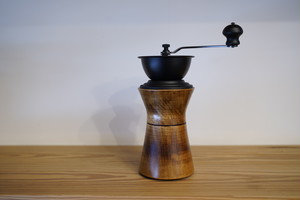 わけあり(やや難あり)COFFEE MILL URUSHI KIURUSHI No.24