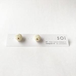 Snowball《stardust/white× gold》