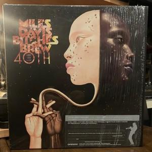 MILES DAVIS - Bitch's Brew *40th yrs Anniversary Box Set (2LP,3CD,1DVD)