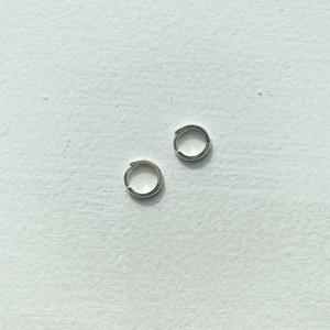circle pierce (silver)