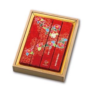 椿 (つばき) 4箱