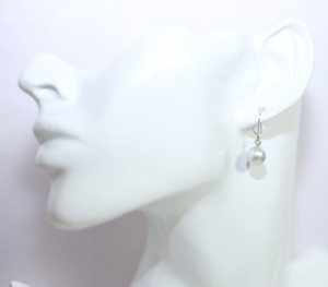 パールピアス(あこや本真珠)ナチュラル珠