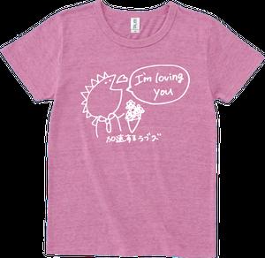 【加速するラブズ】いくみデザインTシャツ