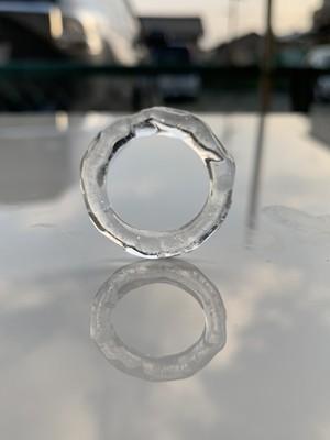 ガラスリング[オパール]