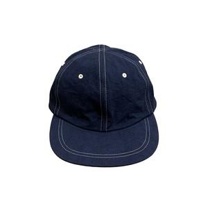 JHAKX / HEMP CAP -NAVY-