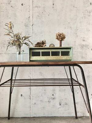 工業系の収納ケース[古家具]