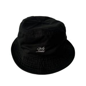 Chilly Source logo Bucket Hat【Black】