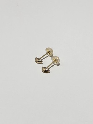 tsubu pierce gold K18(再入荷)
