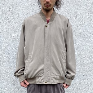 USED POLYESTER BLOUSON