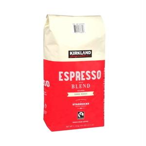 コストコ カークランドシグネチャー スターバックス エスプレッソブレンド コーヒー(豆)1.13kg | Costco Kirkland Signature STARBUCKS Espresso Blend Coffee (Whole Bean) 1.13kg