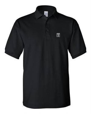 """【予約受付終了】Alphoenix """"ε"""" Polo Shirt (限定受注生産品)"""