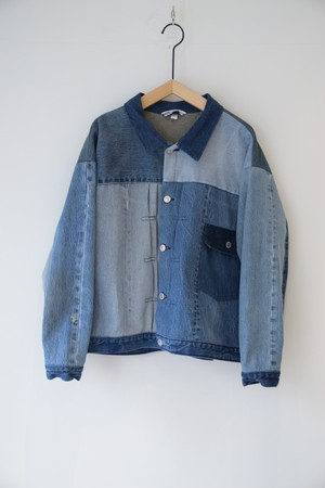 "【made by sunny side up】 ""Remake 1st Denim JK"""
