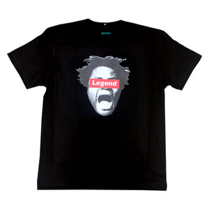 SAIKICKS x LIFEdailywear LEGEND Tシャツ レジェンド サイキックス ライフ ブラック