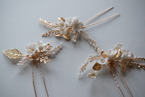 ブライダルヘッドドレス[HA-108]