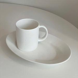 vanilla mug / バニラビーンズ マグカップ コップ おうちカフェ シンプル 韓国 北欧 雑貨