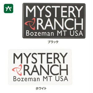 MYSTERY RANCH / ミステリーランチ  ステッカー