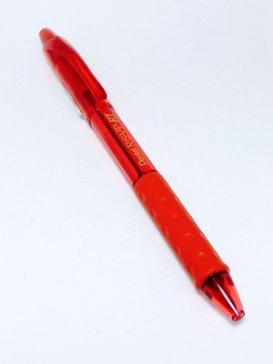 Pentel RSVP Retractable Red