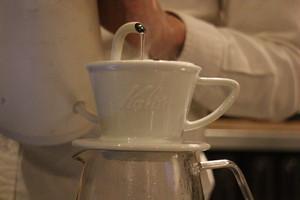 Salvador Coffeeのハンドドリップレシピ