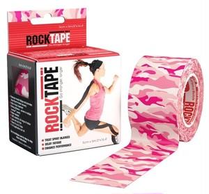 ロックテープ-スタンダード-ピンクカモ / ROCKTAPE 5cm*5m standard PinkCamo