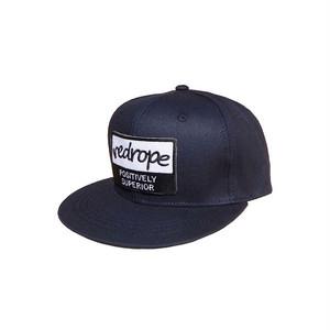 【WOB SNAPBACK CAP】navy