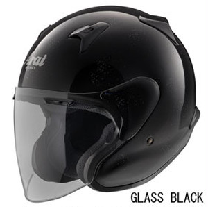 ARAI MZ-F XO Glass Black