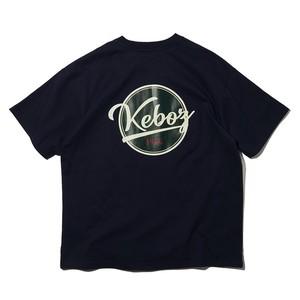 KEBOZ×FREAK'S STORE SPECIAL BBLOGO SHORT SLEEVE TEE【NAVY】