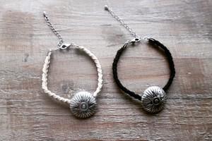 Concho bracelet (unisex)