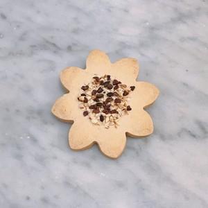 タイガーナッツときな粉のクッキー