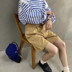 Gurkha half pants【beige】