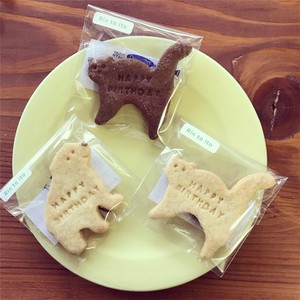 おてがみクッキー(HAPPY BIRTHDAY)