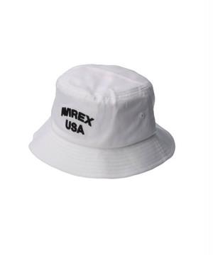 14733900【AVIREX/アヴィレックス】?USA 3D EMB BUCKET HAT/USA刺繍ハット