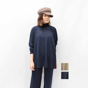 OUTERSUNSET(アウターサンセット) wool knit poncho 2020秋冬物新作[送料無料]