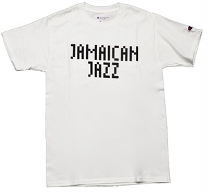 CONTROLLER × beat sunset JAMAICAN JAZZ Tシャツ(White)