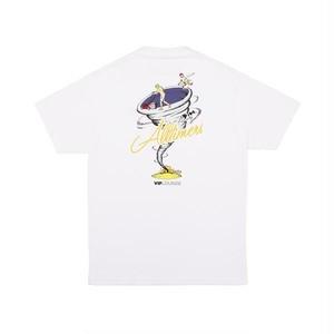 ALLTIMERS TWISTA TEE WHITE オールタイマーズ Tシャツ